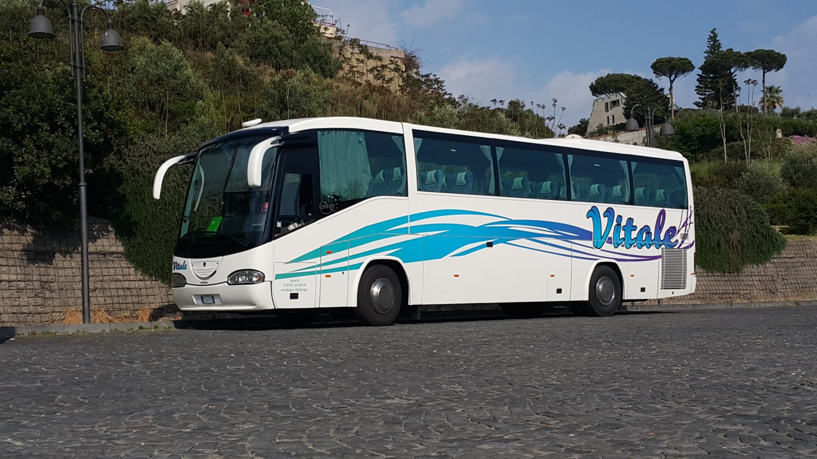 IRIZAR SCANIA HD 54pt