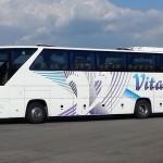 Coach Mercedes Benz O350 - 54 pt