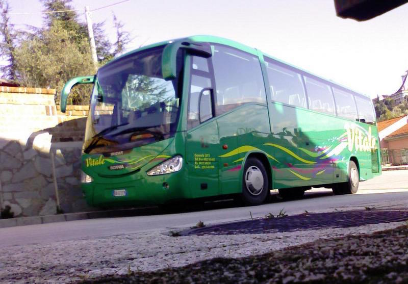 IRIZAR SCANIA HD NEW – 56 pt