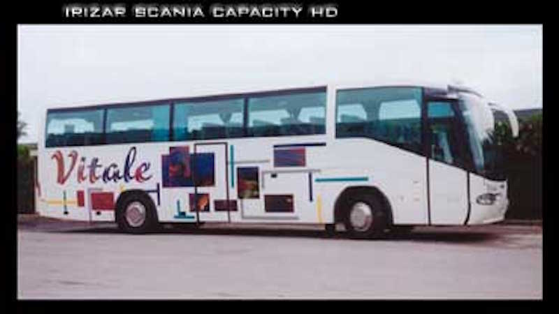 IRIZAR SCANIA HD – 54 pt